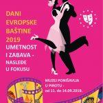 Dani evropske baštine i ove godine u Muzeju Ponišavlja