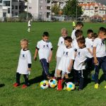 Više od stotinu mališana učestvovalo na Otvorenoj zabavnoj školi fudbala u Pirotu