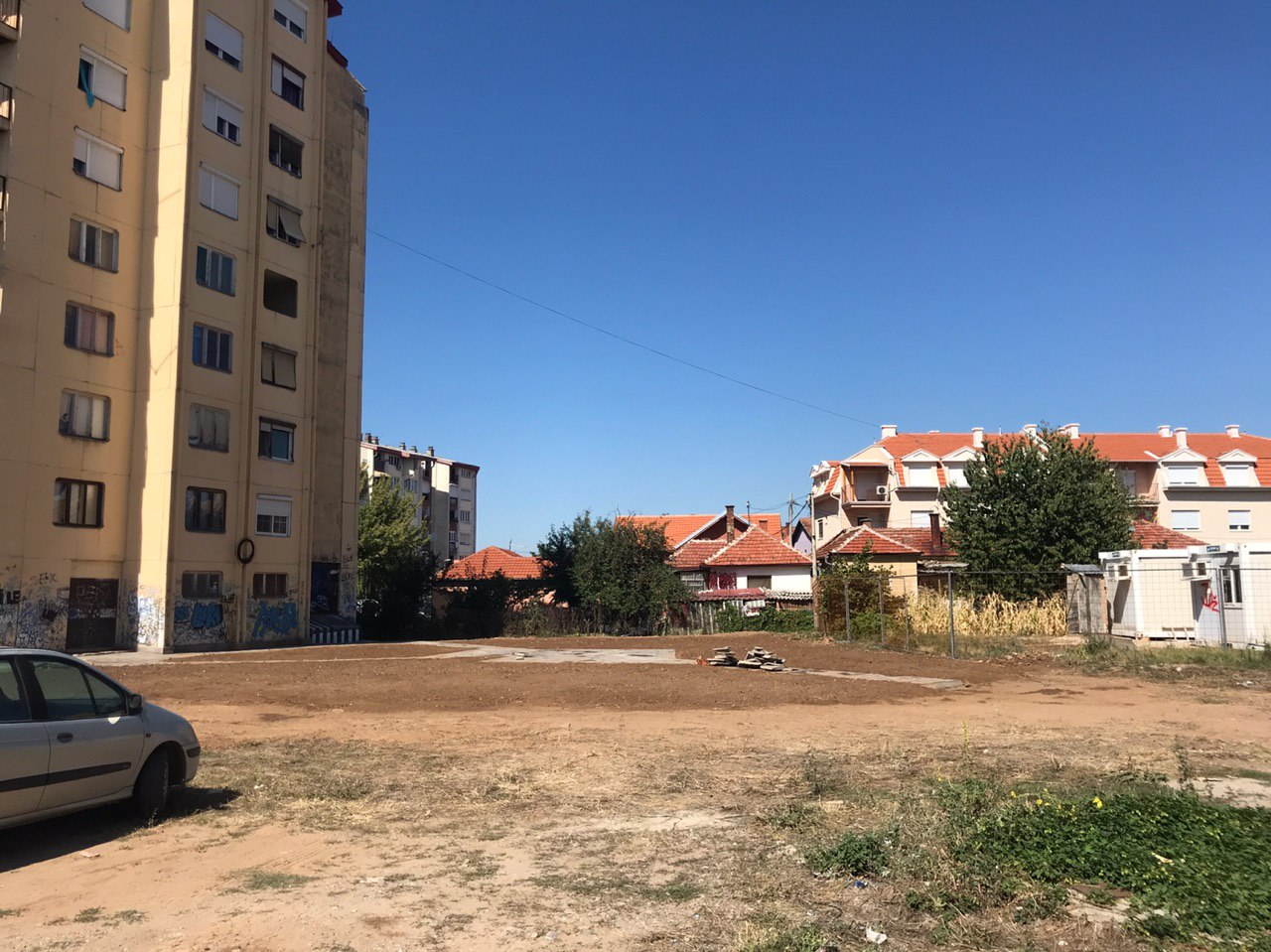 Photo of Komunalac uređuje novi park u Ulici Ćirila i Metodija