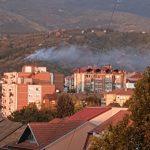 Požar iznad naselja Prčevac