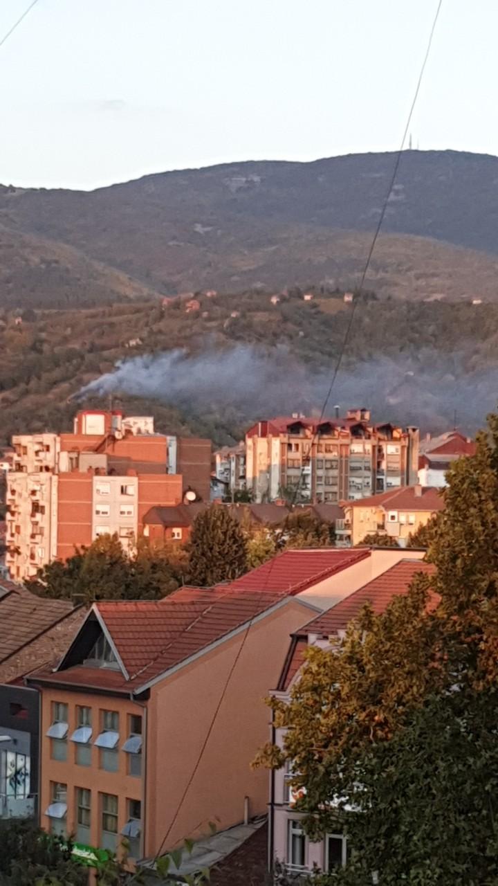 Photo of Požar iznad naselja Prčevac