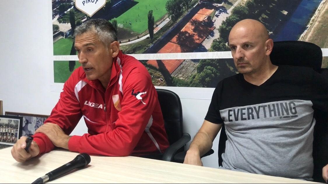Photo of Trener Budućnosti Štrbac: Radničkom je mesto u Superligi