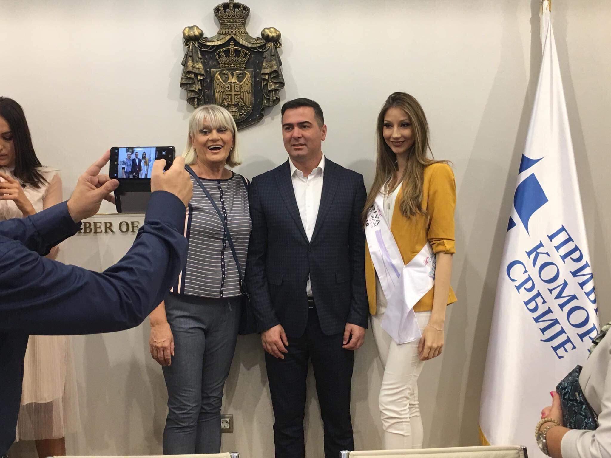 """Photo of Prijem u Privrednoj komori Srbije za organizatore Regionalne konferencije """"Jaka žena"""""""