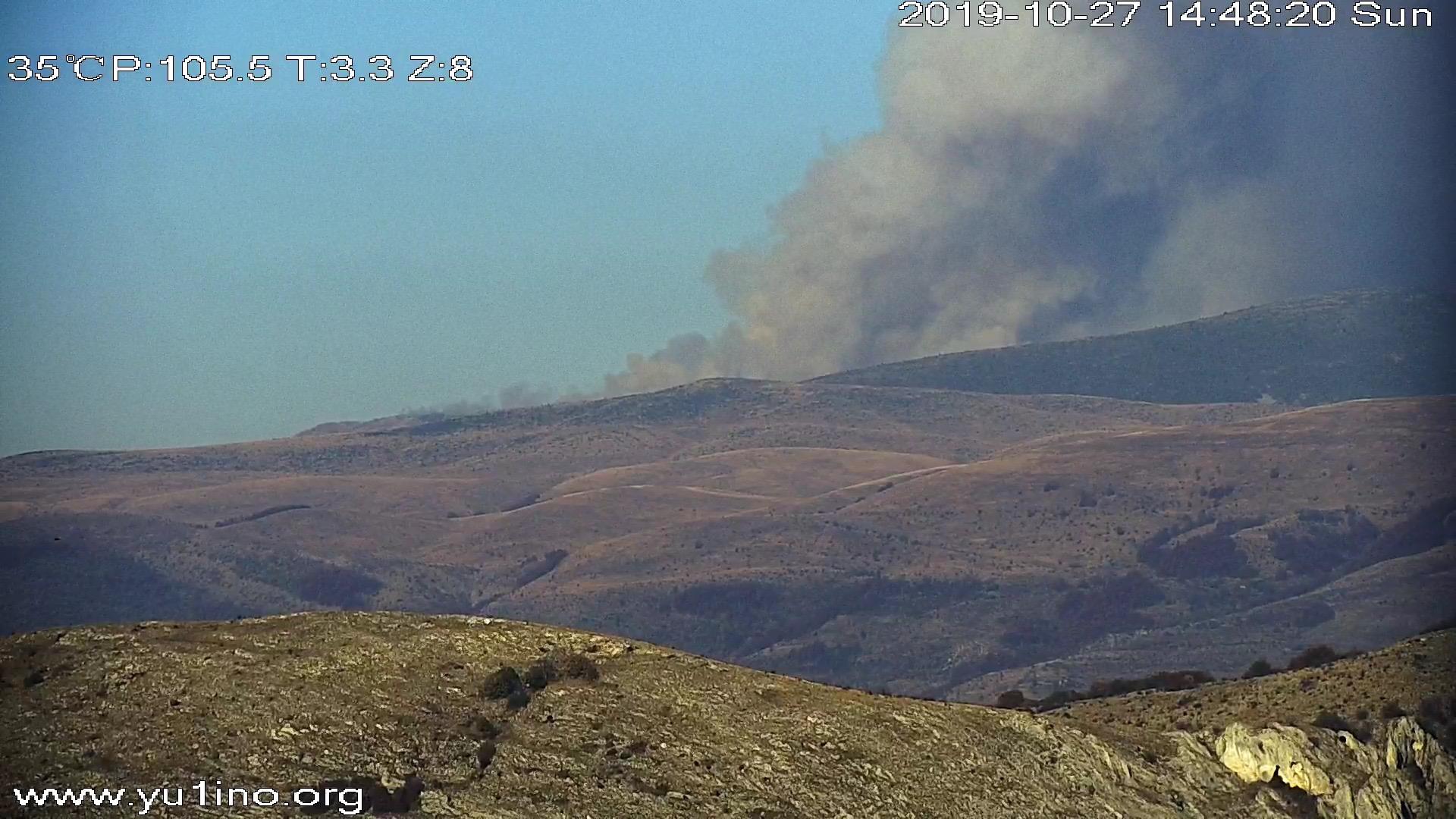 Photo of Požar na Staroj planini gasi 55 vatrogasaca i 19 vozila  iz više gradova Srbije