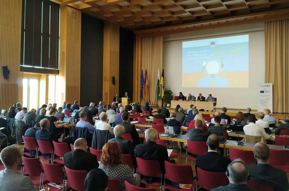 Photo of Euroregion Nišava na godišnjoj Skupštini i konferenciji AEBR-a