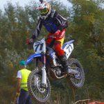 Marko Kostić sa prelomom ključne kosti osvojio titulu prvaka države u motokrosu (VIDEO)