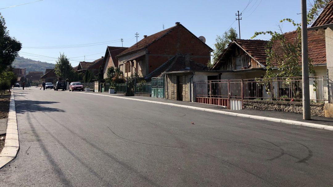 Photo of Nakon rekonstrukcije Ulica Vase Pelagića u Novom Zavoju – neprepoznatljiva