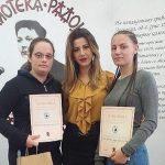 Uspeh učenica Srednje stručne škole na literarnom konkursu u Leskovcu