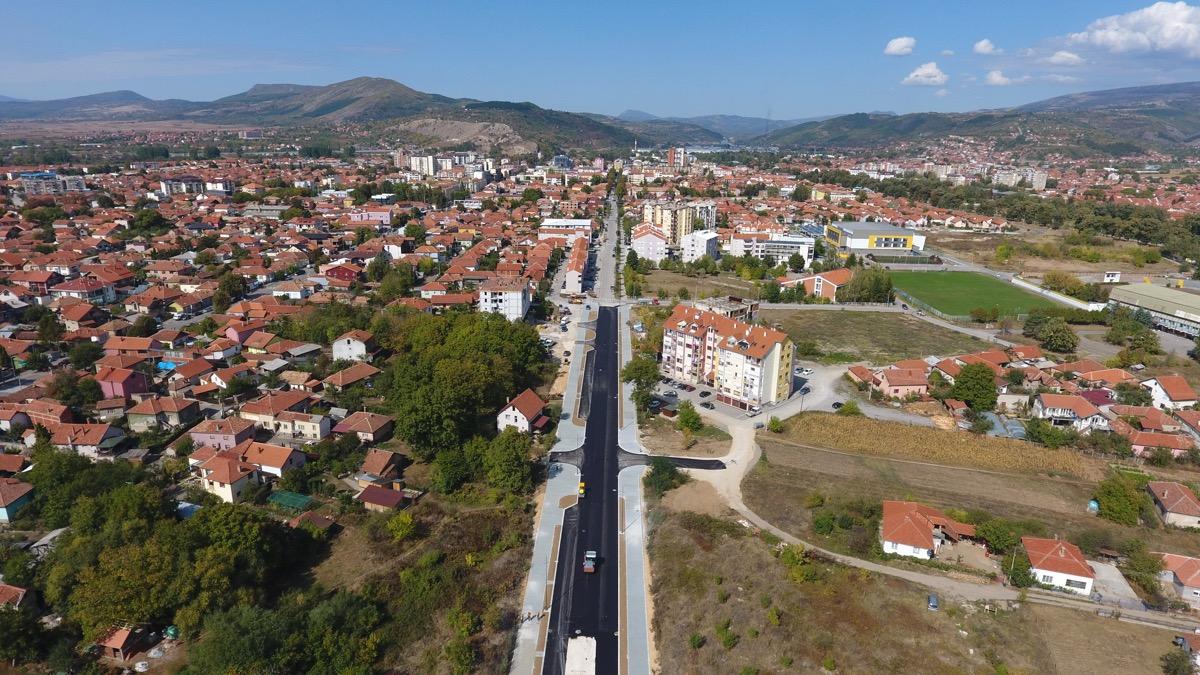 Photo of Asfaltirana ulica Ćirila i Metodija – centar grada dobio priključak na Drugi ring