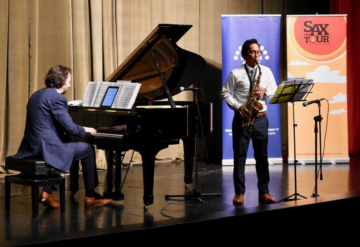 Photo of Fenomenalni Prometeus Duo nastupio u Pirotu