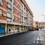 Asfaltirana Ulica Branka Radičevića