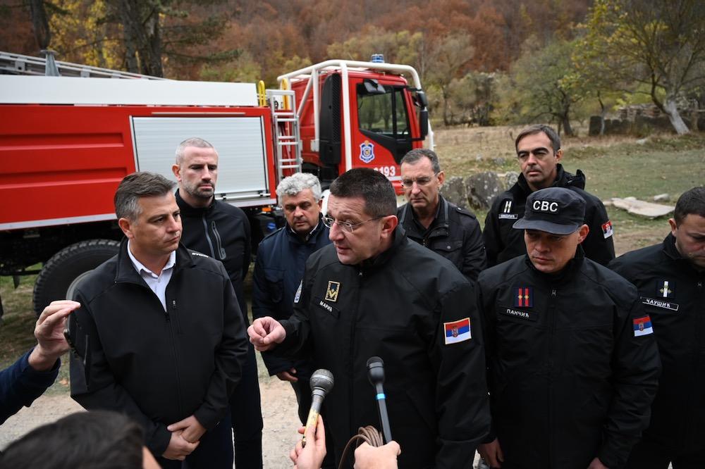 Photo of Na Staroj planini nema više aktivnih požara, situacija pod kontrolom