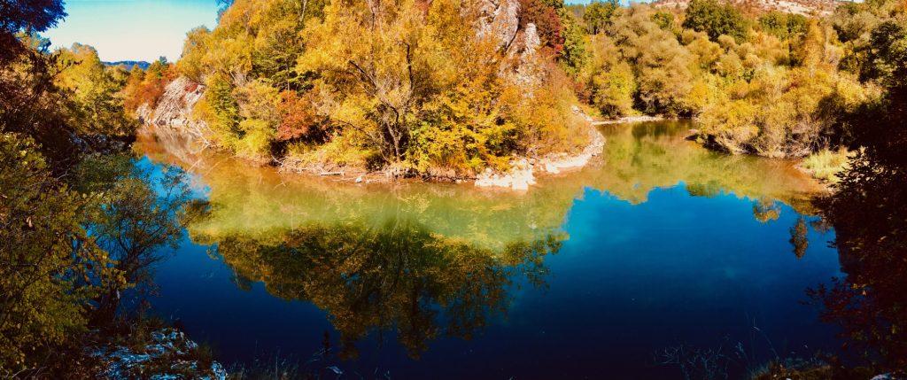 jesen stara planina