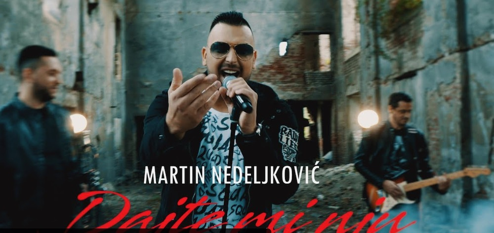 "Photo of Novi spot i pesma Martina Nedeljkovića – ""Dajte mi nju"" – (VIDEO)"