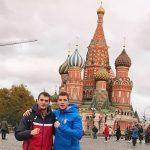 """""""Bitka"""" za Moskvu: Uroš se u nedelju bori za bronzu"""