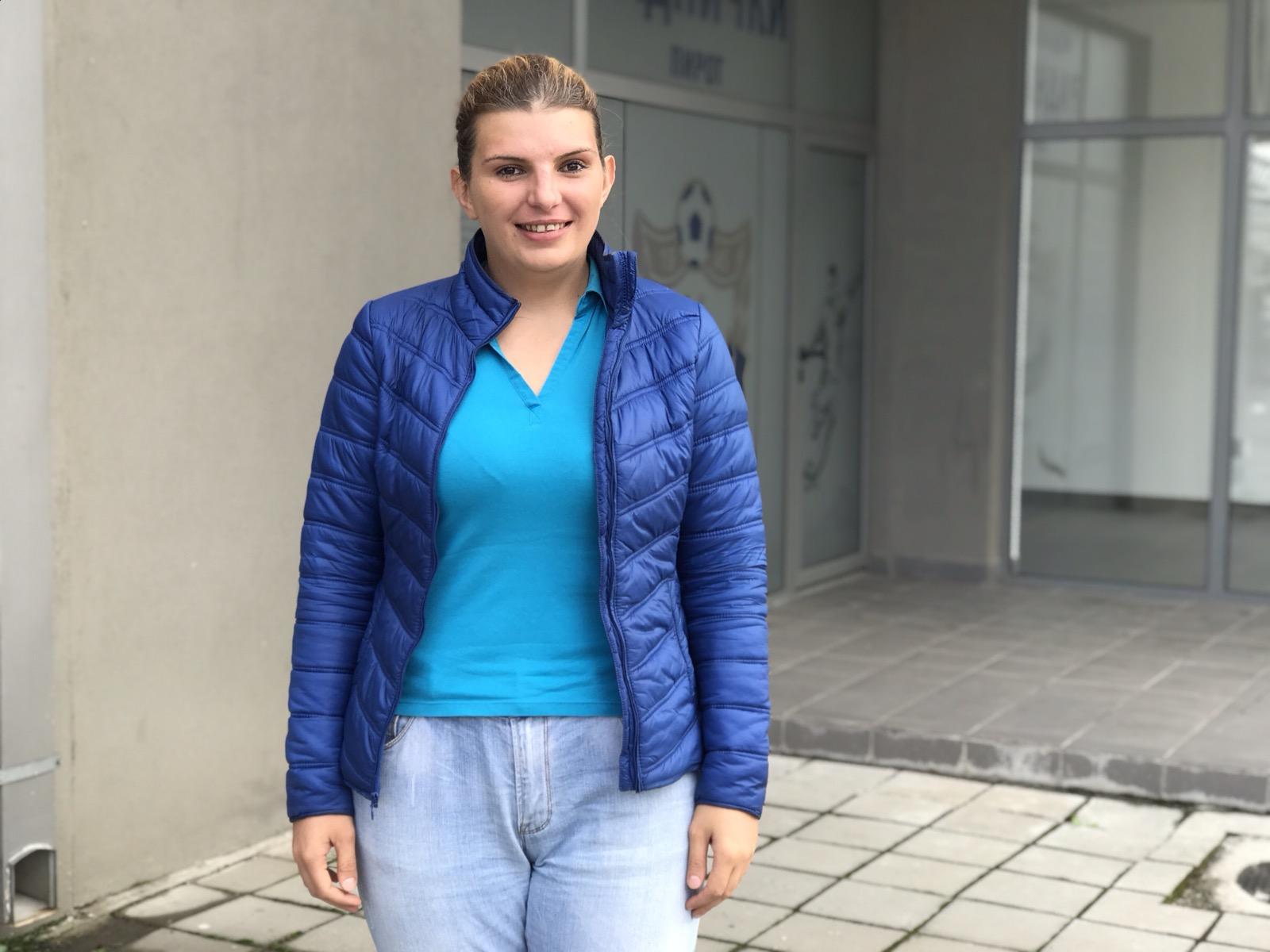 Photo of Poznata pirotska sportistkinja Ana Tolić na seminaru za ženskog trenera Norveške fudbalske federacije i FSS
