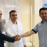 Degustacioni centar Boemska potokovica donirao Dečjem dispanzeru opremu vrednu 200.000 dinara