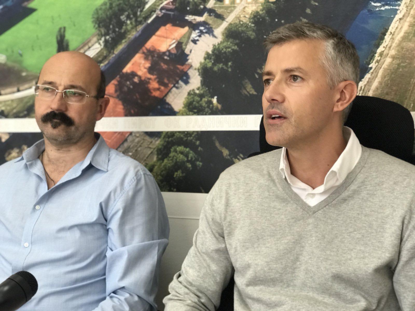 Photo of Predstavljen novi strateg Belih – Dejan Čelar, mlad i perspektivni stručnjak iz Beograda