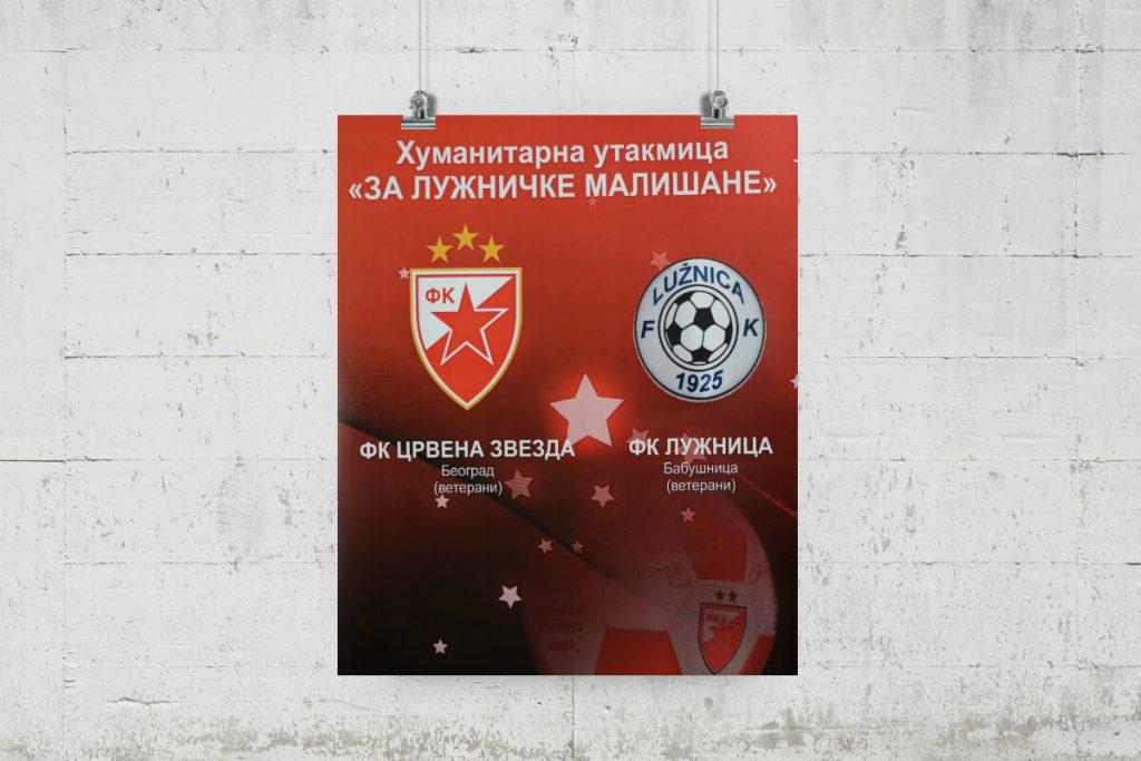 Photo of Babušnica:Dolaze Zvezdine fudbalske legende!