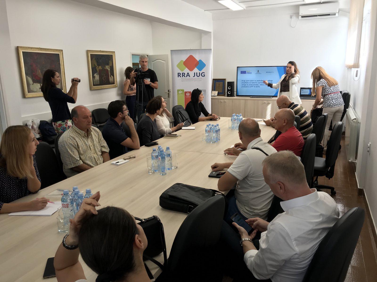Photo of Privredna komora Pirot: Predavanje o izradi biznis plana, promocija EU PRO programa