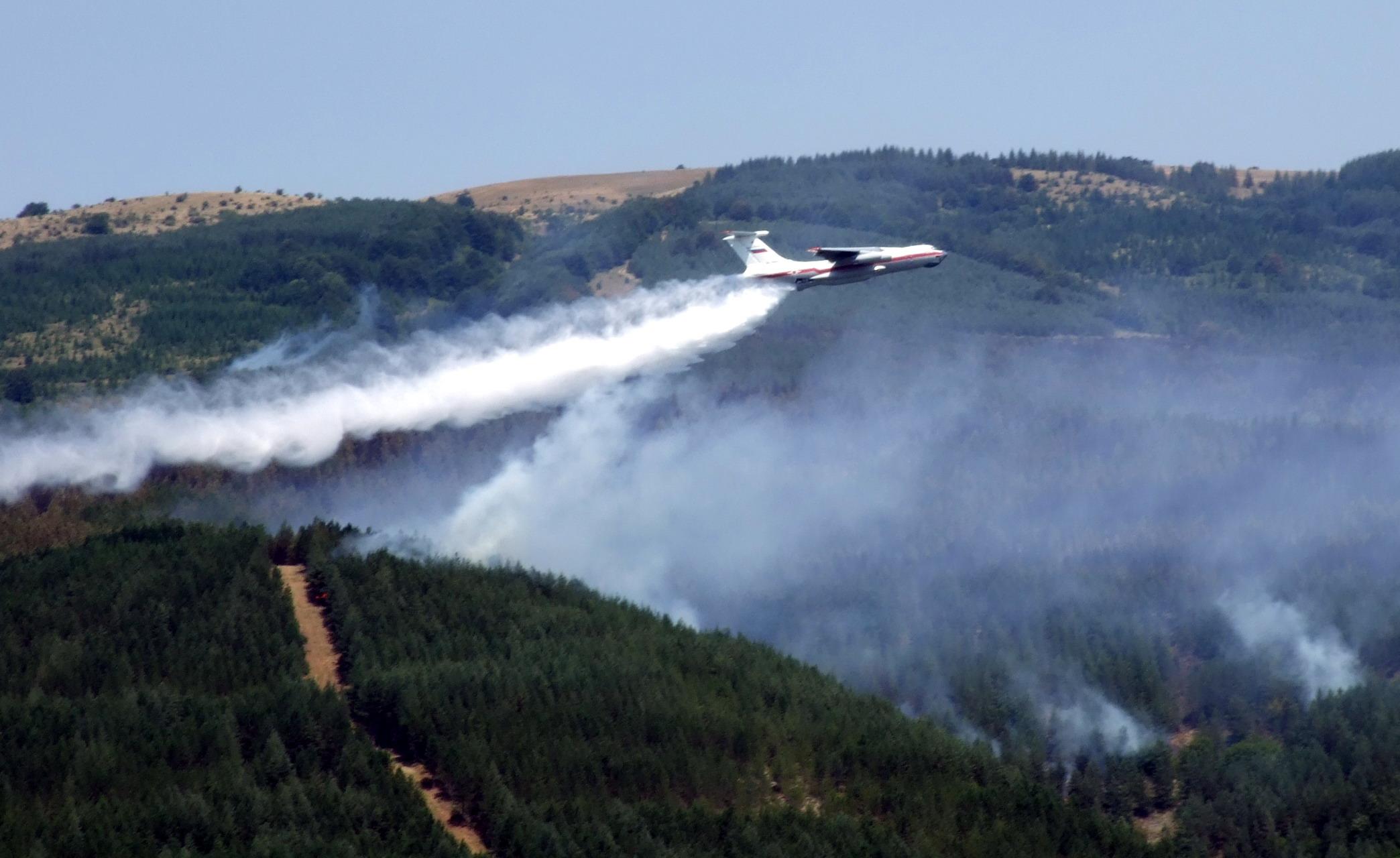 "Photo of ""Iljušin"" opet spasava Staru planinu?"