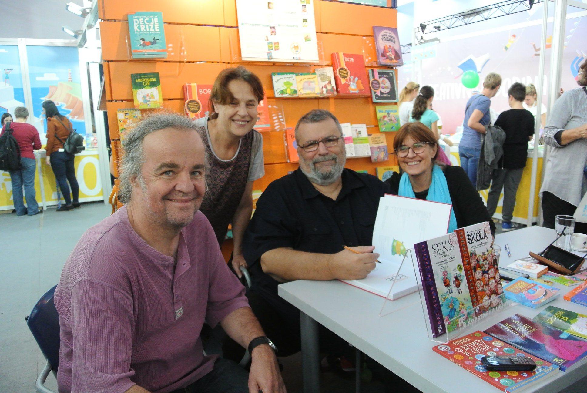 Photo of Bibliotekari iz Pirota, Dimitrovgrada, zaposleni u Muzeju Ponišavlja u poseti Sajmu knjiga u Beogradu