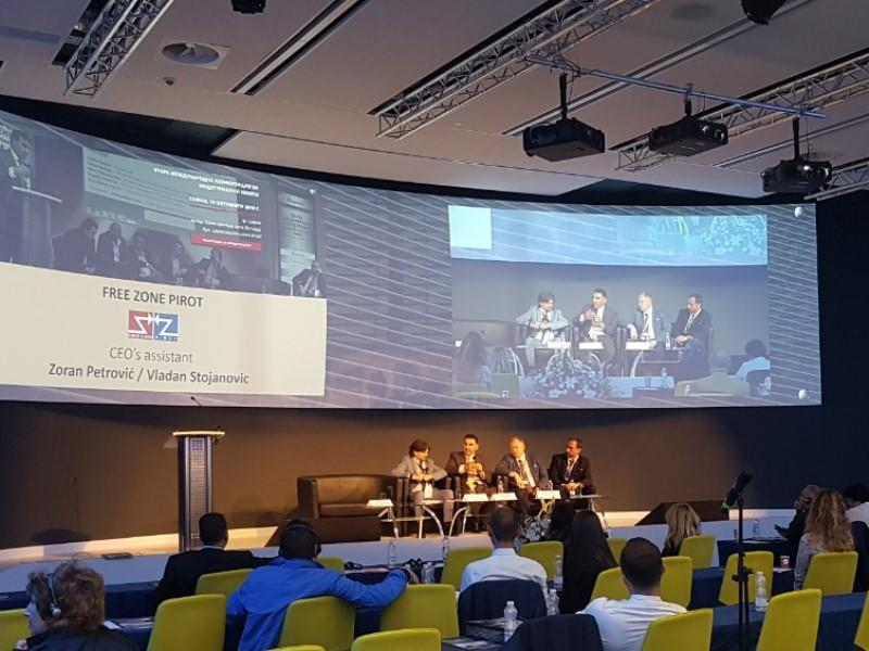Photo of SZP: Učešće na konferenciji industrijskih nekretnina u Sofiji