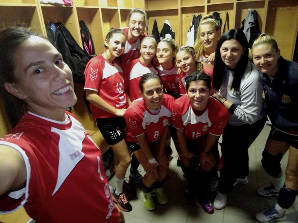 Photo of Rukometašice ostvarile i drugu pobedu zaredom. Simona Tančić nemilosrdna – 16 golova u mreži protivnika