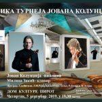 Koncert čuvenog violoniste Jovana Kolundžije VEČERAS u Pirotu