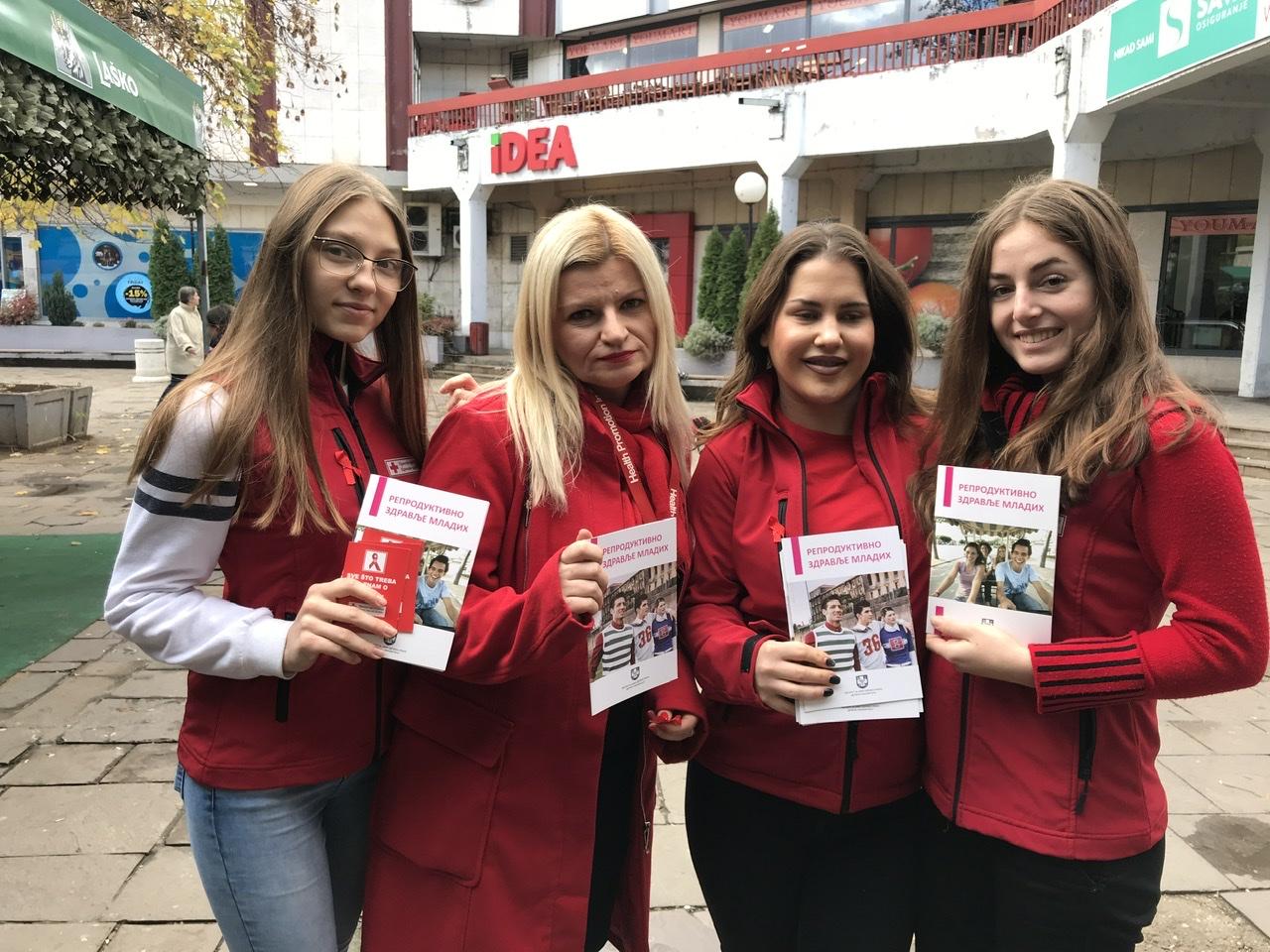 Photo of Akcije Zavoda za javno zdravlje Pirot usmerene na prevenciju AIDS-a