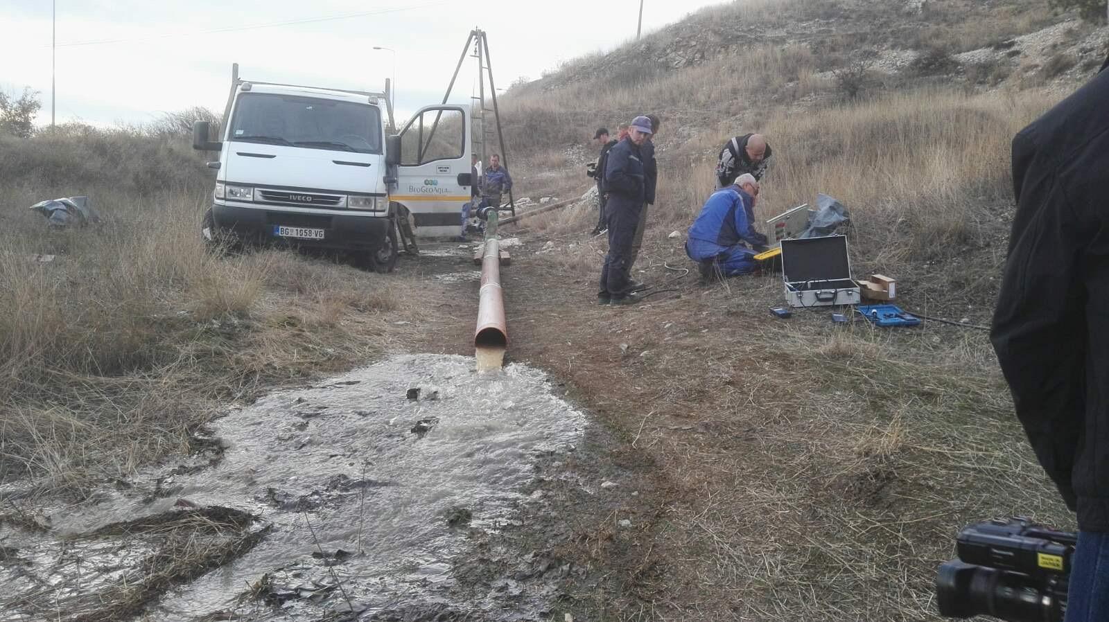 Photo of Nastavak istraživanja podno Sarlaha – dragocena rezerva za snabdevanje Grada pijaćom vodom