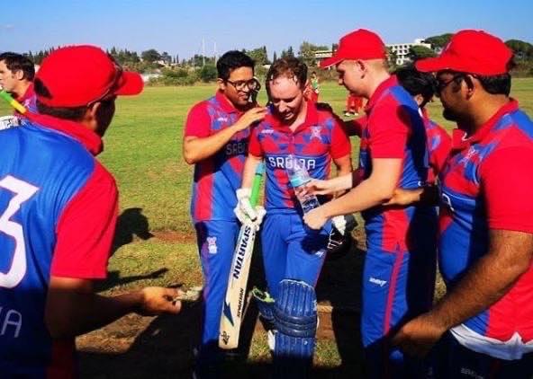 Photo of Piroćanac postavio svetski rekord u kriketu na debiju za reprezentaciju Srbije