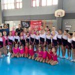 Uspešan nastup pirotskih ritmičkih gimnastičarki