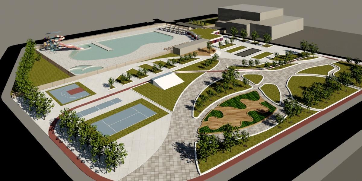 Photo of Kako će izgledati Otvoreni bazen u Pirotu! *FOTO*