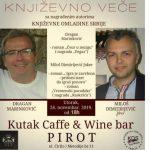 Dva odlična niška pisca na promociji u Pirotu