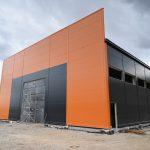Regionalna deponija Pirot: Izgrađena hala budućeg postrojenja za sekundarnu separaciju otpada