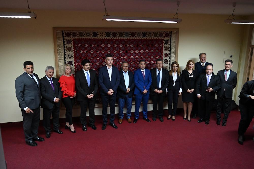 Photo of Ambasadori Arapske grupe u Pirotu