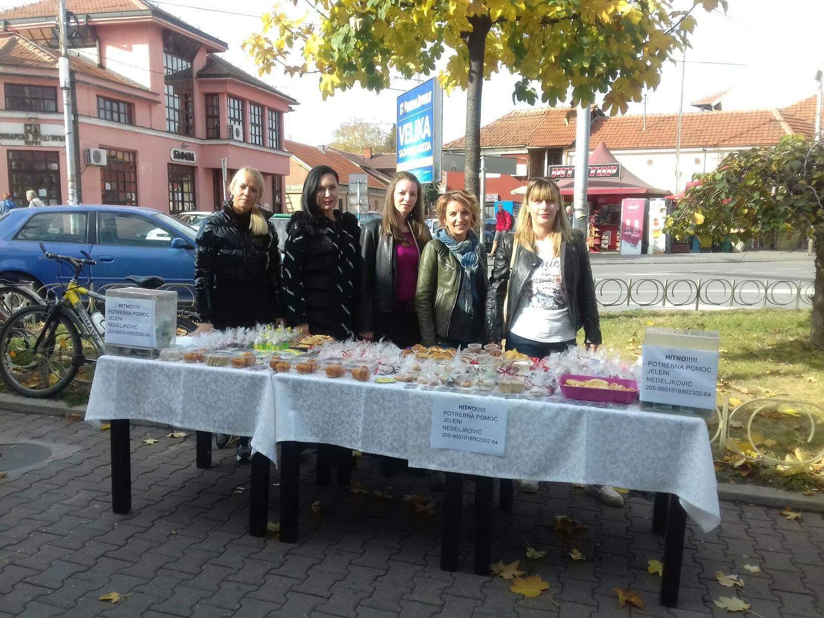 Photo of Uspešna humanitarna akcija članica fejsbuk grupe Mame Piroćanke