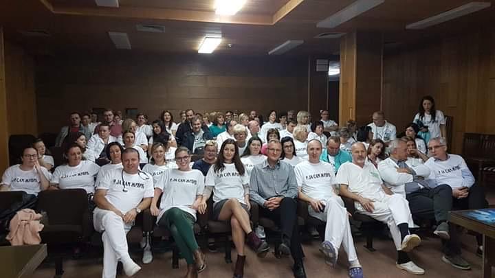 Photo of Pirotski medicinari nastavljaju sa štrajkovima upozorenja, od 12. novembra obustave rada