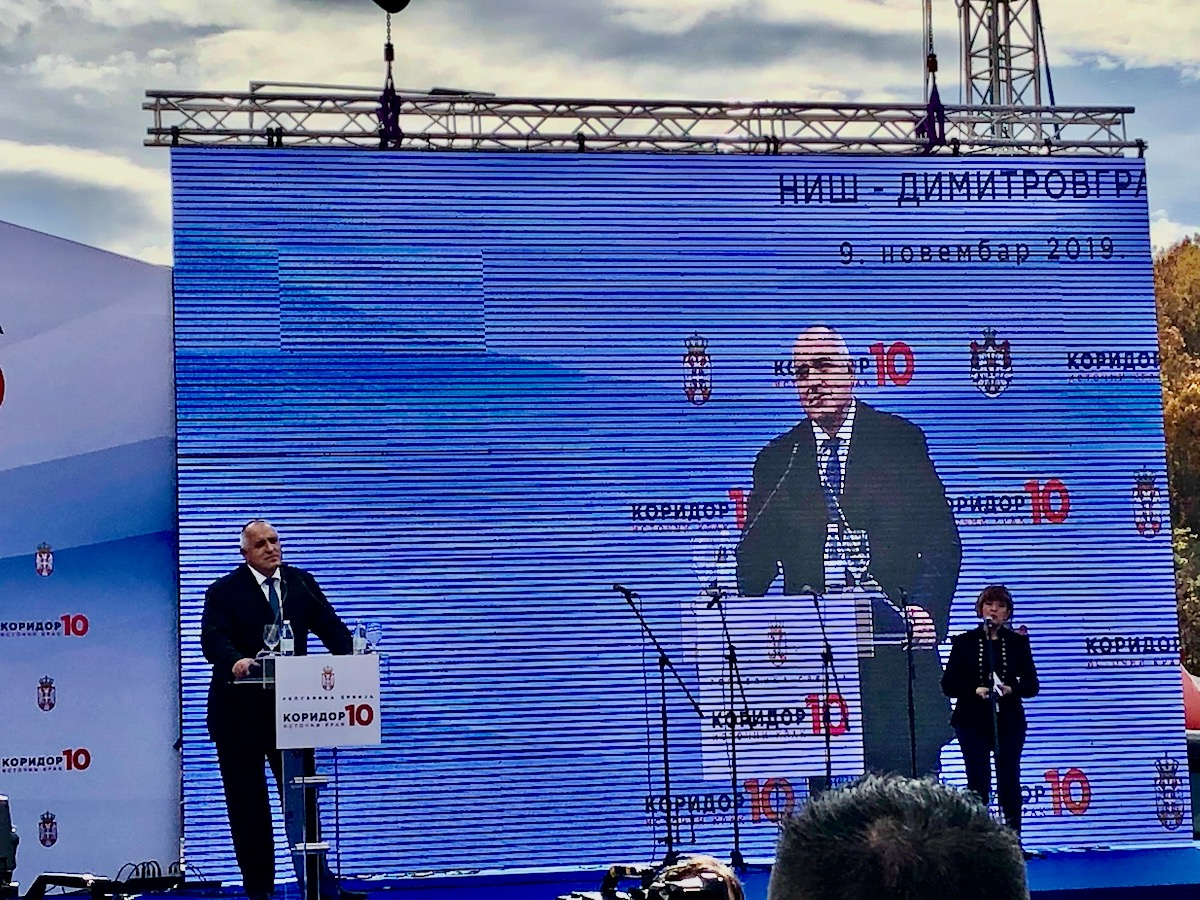 "Photo of Predsednik Vlade Bugarske Bojko Borisov: Danas je pao ""berlinski zid"" između Bugarske i Srbije"