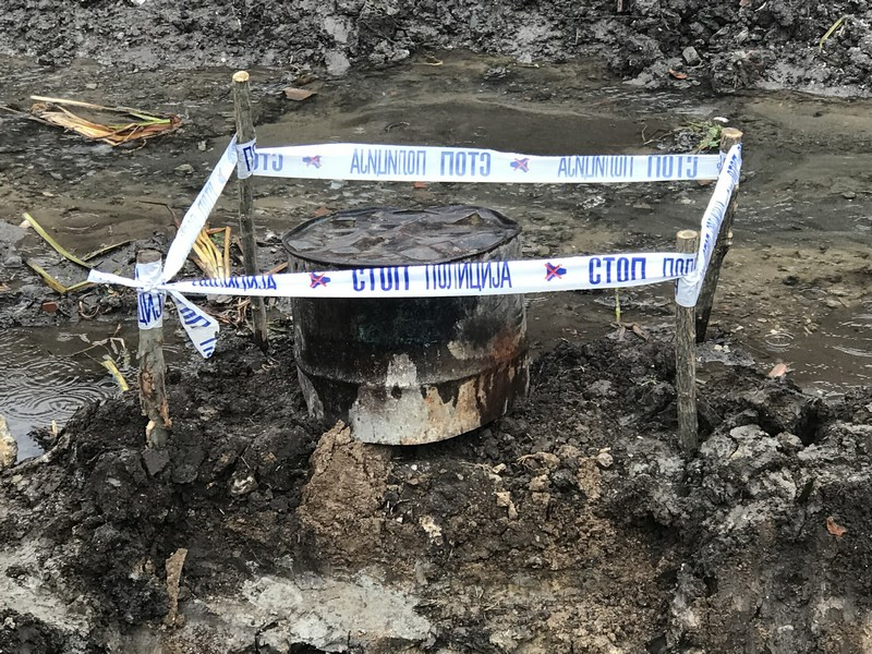 Photo of U kanalu Rogoz pronađena zaostala bomba!