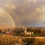 Fotografija godine - neverovatna panoramska fotografija grada na Nišavi