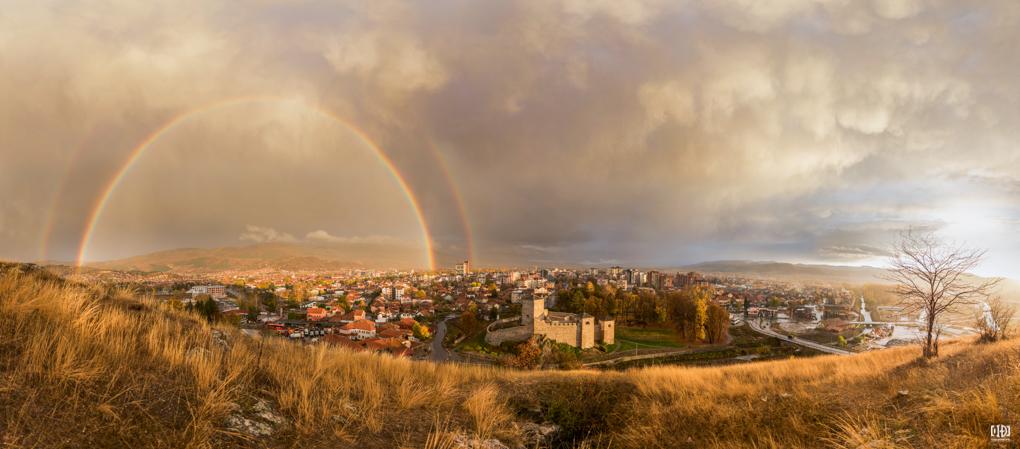 Photo of Fotografija godine – neverovatna panoramska fotografija grada na Nišavi