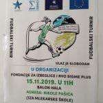 U Pirotu fudbalski turnir migranata