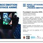 Francuske emocije - značajna izložba u Galeriji Čedomir Krstić u Pirotu
