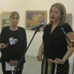 Izložba radova umetnika DLUP-a i Nova art scene