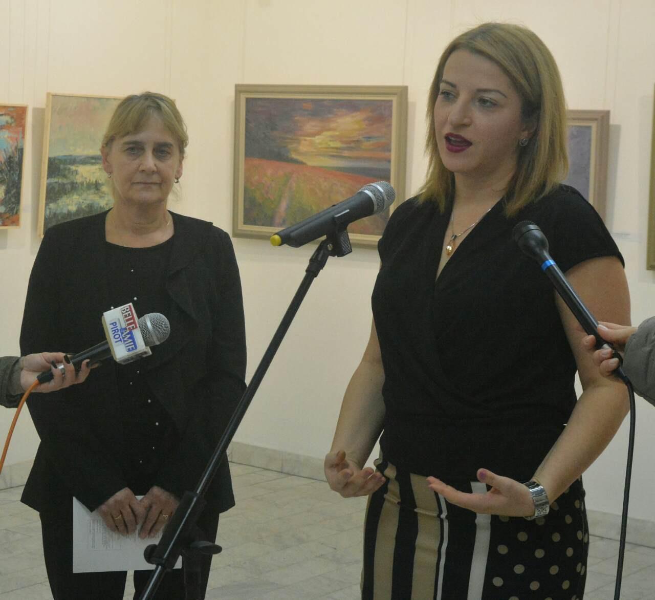 Photo of Izložba radova umetnika DLUP-a i Nova art scene