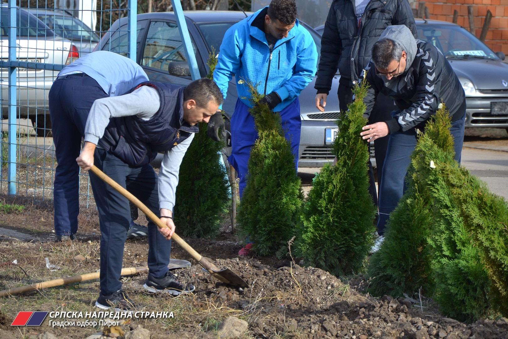 Photo of Uređivanje igrališta za decu u Prisjanskom naselju