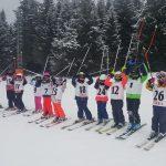 Pirotski skijaši na razvojnom kampu na Kopaoniku