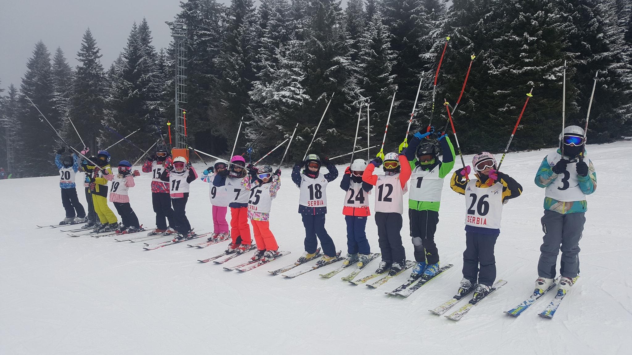 Photo of Pirotski skijaši na razvojnom kampu na Kopaoniku